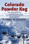 Colorado Powder Keg Cover